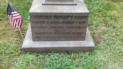 Frederick Thurston Mason