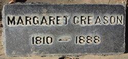 Margaret Peggy <i>Payne</i> Creason