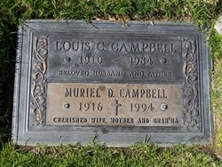 Muriel Doris <i>Young</i> Campbell
