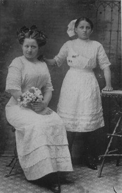 Anna Bertha Louise Sophie <i>Roesler</i> Schlinke