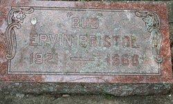 Ervin Bud Bristol