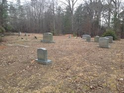 Fancy Hill Baptist Church Cemetery