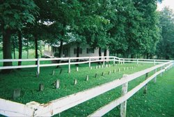 Belmont County Childrens Home Cemetery