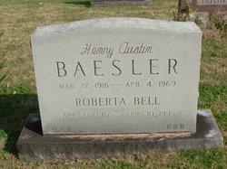 Roberta <i>Bell</i> Baesler