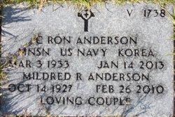 Carl Ronald Anderson