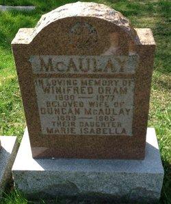 Duncan McAulay