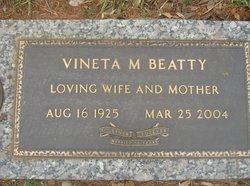 Vineta <i>Mellon</i> Beatty