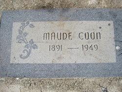 Maude E. <i>Parker</i> Coon