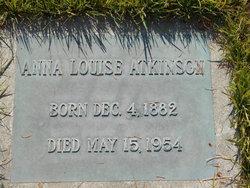 Anna Louise <i>Heck</i> Atkinson