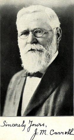 Dr James Milton Carroll