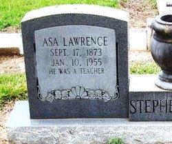 Asa Lawrence Stephenson