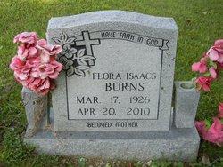 Flora <i>Isaacs</i> Burns