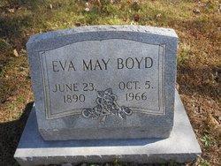 Eva May <i>Howard</i> Boyd