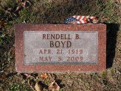 Rendell B. Boyd
