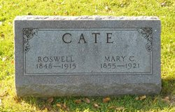 Roswell Cate