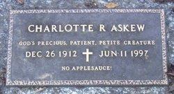 Charlotte Stephanie <i>Rothrock</i> Askew