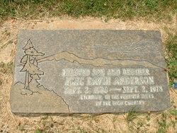 Eric Davin Anderson