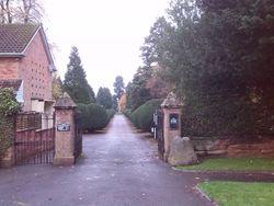 Bromsgrove Cemetery