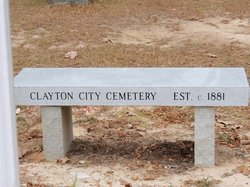 Clayton City Cemetery
