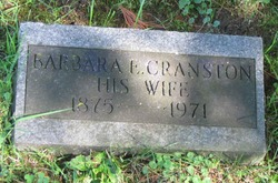 Barbara E <i>Cranston</i> Briars