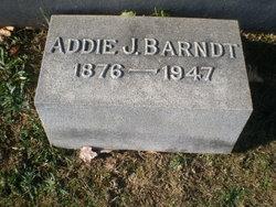 Addie Jane <i>Cressman</i> Barndt