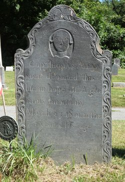 Capt Thomas Alexander