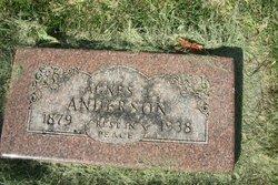 Agnes Hanna <i>Larson</i> Anderson