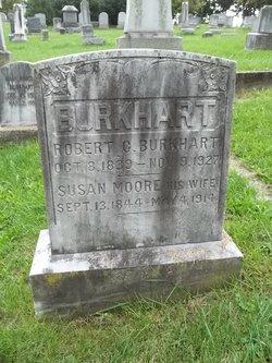 Susan <i>Moore</i> Burkhart