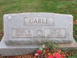 June D <i>Mellott</i> Carle