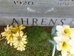 Nancy Jane Ahrens
