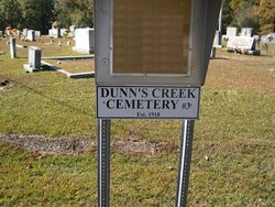 Dunns Creek Baptist Church Cemetery