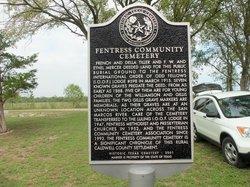 Fentress Community Cemetery