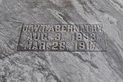 James W. T. Abernathy