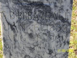 George Benton Breazeale