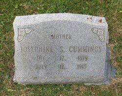 Josephine <i>Smith</i> Cummings