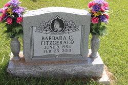 Barbara Colleen <i>Allen</i> Fitzgerald