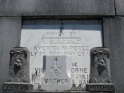 America Mary <i>Perez</i> Borne