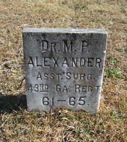 Dr Manning Poole Alexander
