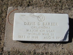 Rev Davis DeGraffenried Barber