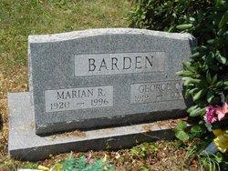 Marian R. <i>Freeman</i> Barden