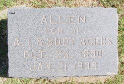 Allen Acers