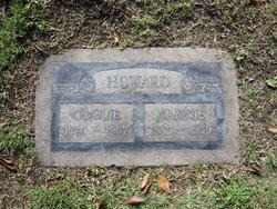 Nannie Brock <i>Lefevers</i> Howard