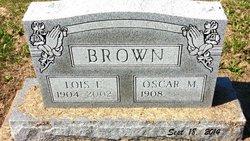Lois Eleanor <i>Malan</i> Brown