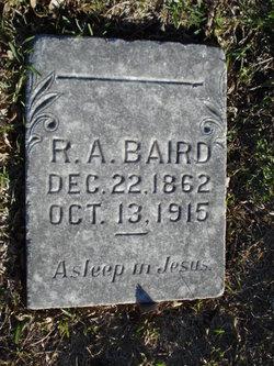 R A Baird