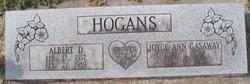 Albert Dale Hogans