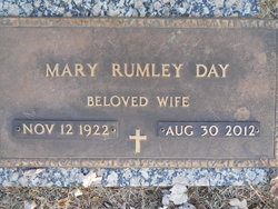Mary Lee <i>Rumley</i> Day