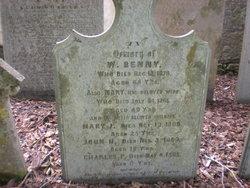 W Benny