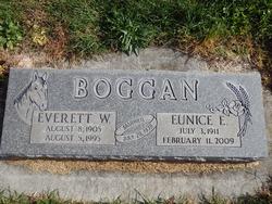 Everett W Boggan