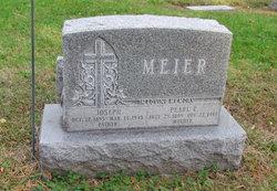 Pearl Elizabeth <i>Bierach</i> Meier