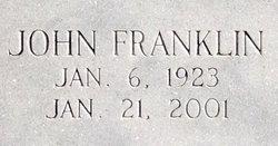 John Franklin Segraves